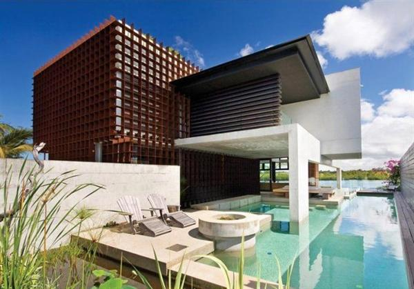 Beautiful Exteriors Swimming Pools for love