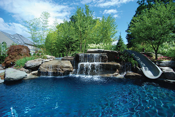 Beautiful Exteriors: Swimming Pools | For Love of Design