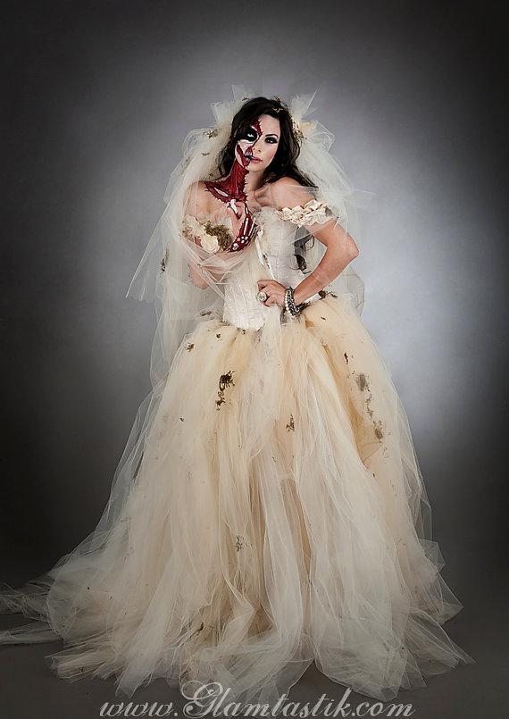 halloween costume ideas wedding dress
