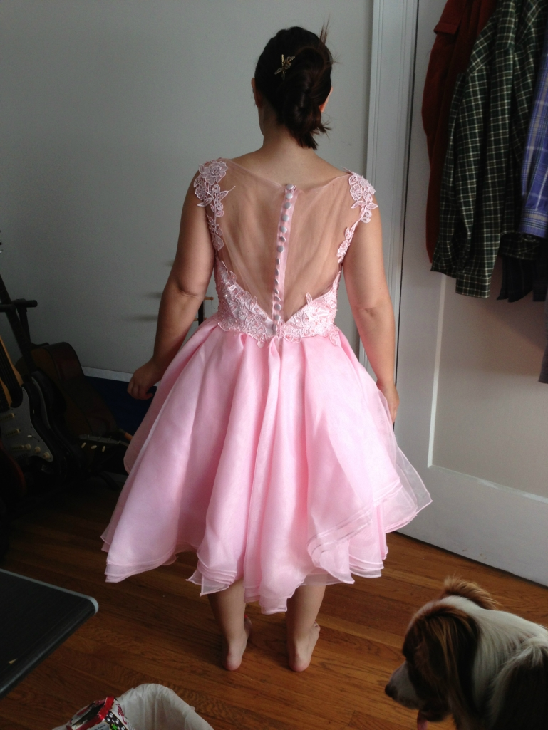 back view